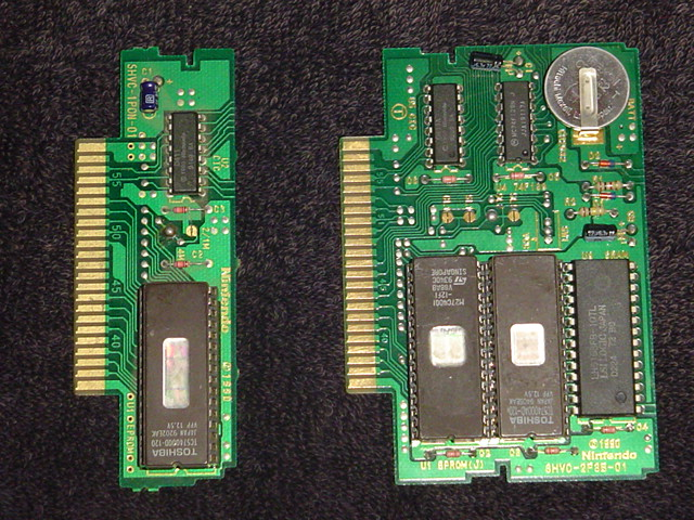 SNES TEST BOARDS