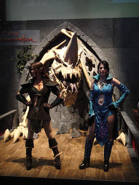 DUNGEONS & DRAGONS NEVERWINTER - E3 2012
