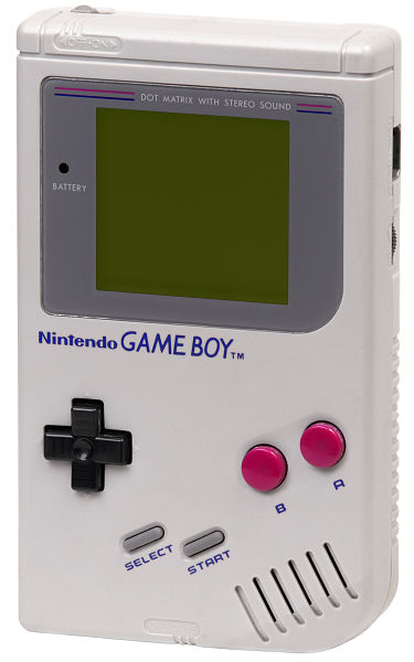 THE 1ST GAME BOY