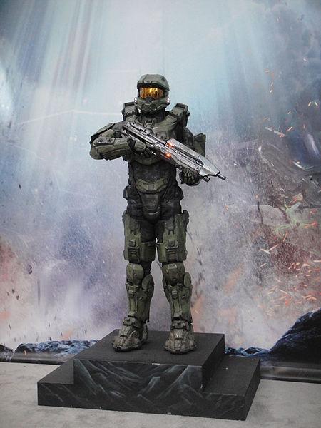 HALO 4 MASTER CHIEF - E3 2012