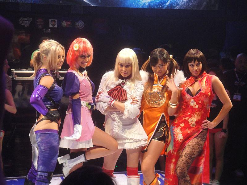 TEKKEN TAG TOURNAMENT 2 - E3 2012