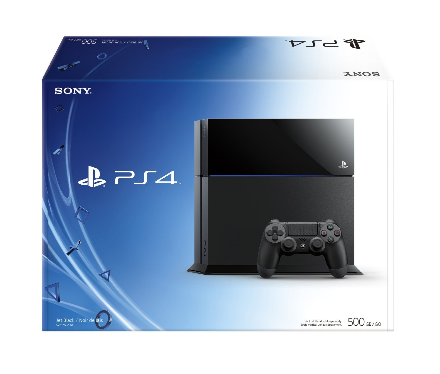 PlayStation 4 Is Now Available