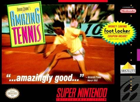 Amazing Tennis Box