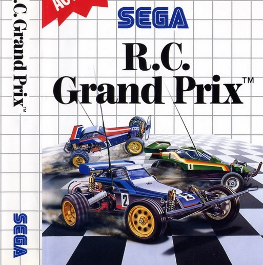 R.C. Grand Prix for the Sega Master System
