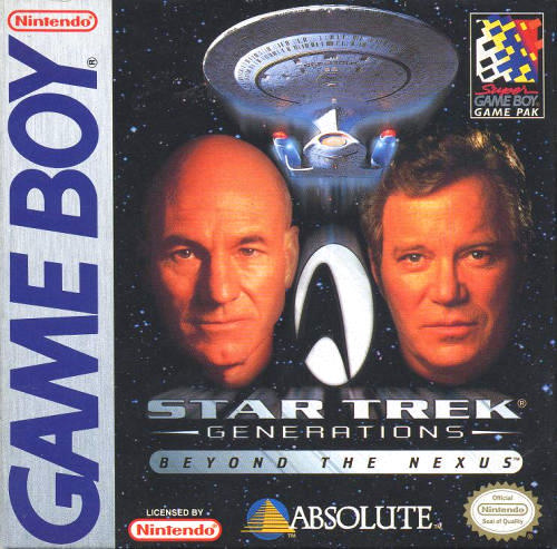 STAR TREK GENERATIONS GAME